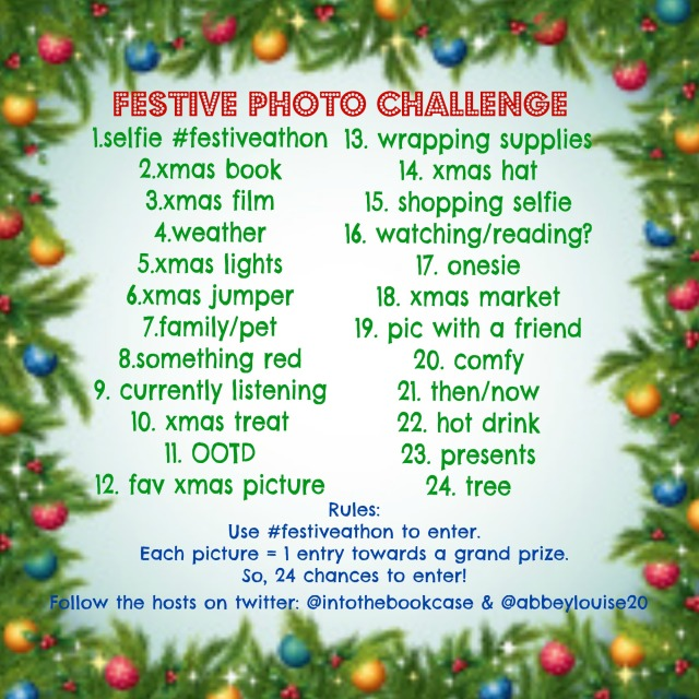 festive photo challenge