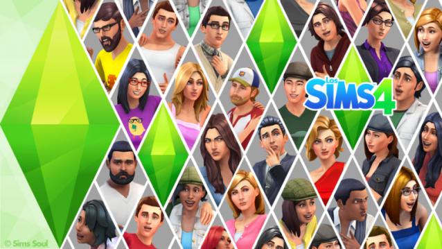 Sims 4 Header