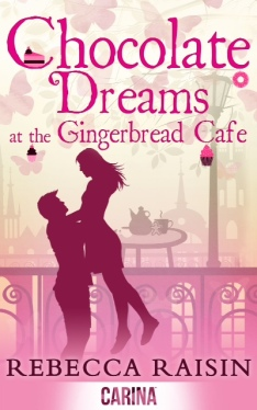 chocolate dreams at the gingerbread cafe