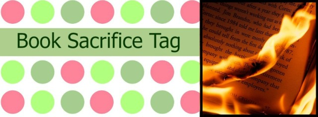 book sacrifice tag