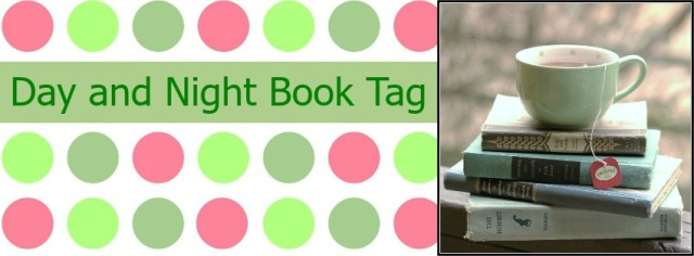 day and night book tag