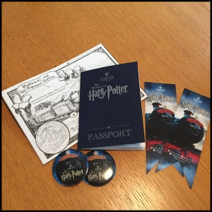 Harry Potter Studio Haul