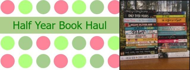 half year book haul